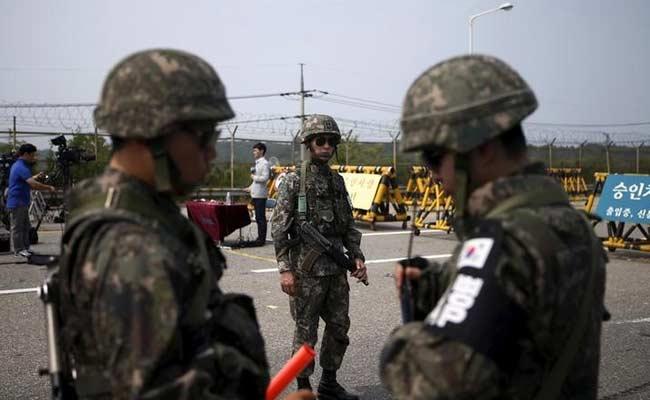 Северная Корея тестирует новые ракетные установки