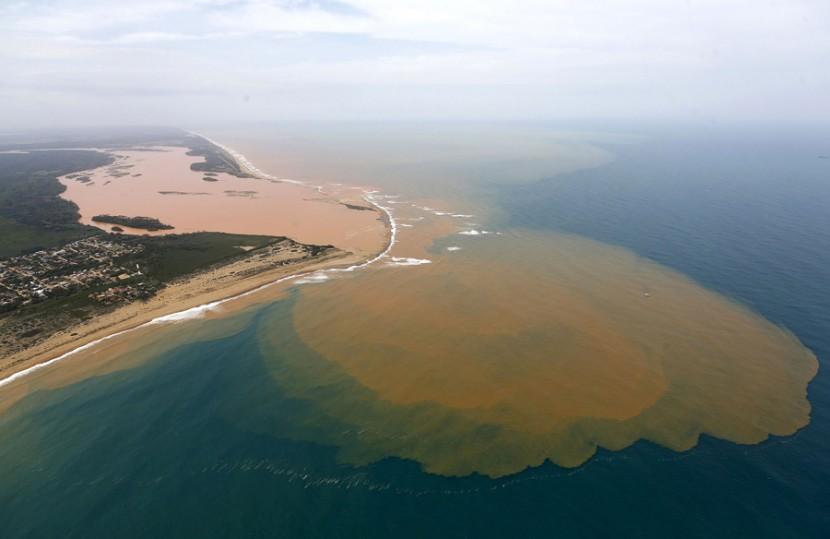 В реке Доси в Бразилии обнаружено чрезвычайно высокий уровень содержания мышьяка и меркурия