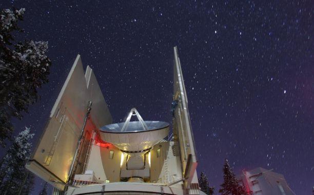 Обсерватория АЛМА в Чили работает над новым телескопом