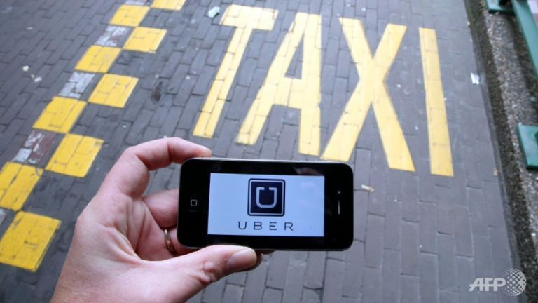 Сервис Uber останавливает свою деятельность в Нидерландах