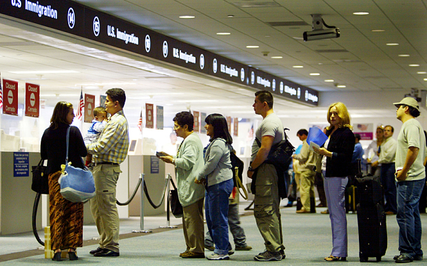Database Aids Immigration Inspectors' Work