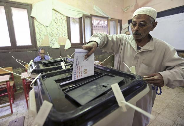 В Египте проходит второй тур парламентских выборов