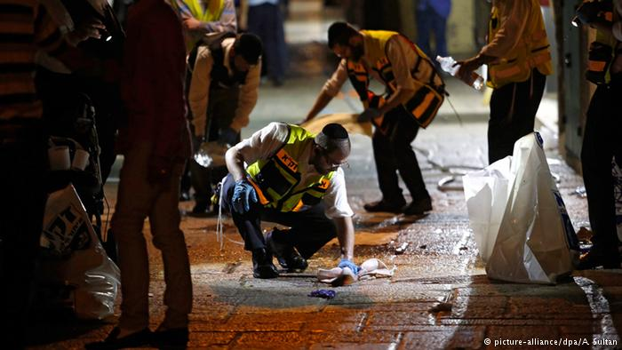Произошел еще один случай нападения на мирных жителей в Израиле