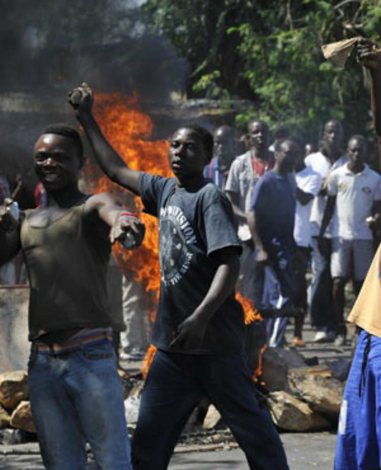 В Бурунди назревает гражданская война