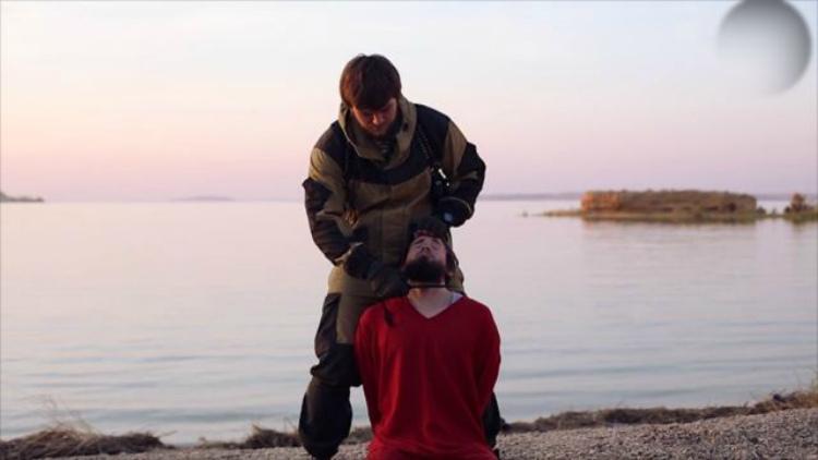 ИГ опубликовало новое видео с казнью