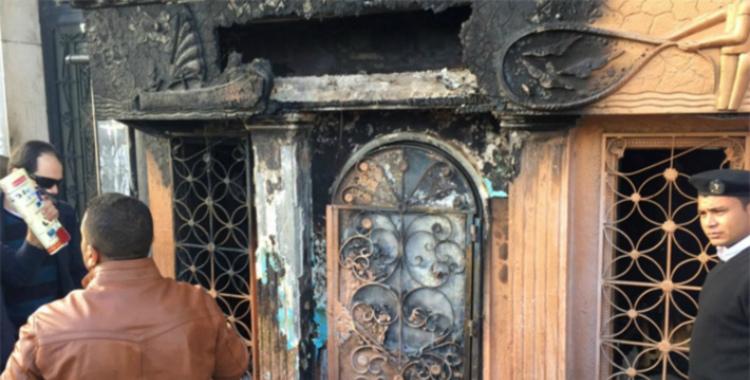 В Египте задержаны подозреваемые в поджоге клуба