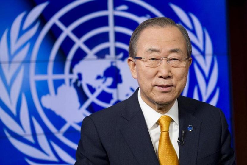 Пан Ги Мун осудил тройной теракт на острове Кулфуа