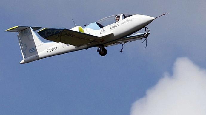 В Словении разрабатывают новые типы электро-самолетов