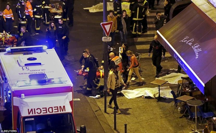 Выявлена личность третьего террориста, участвовавшего в терактах в Париже
