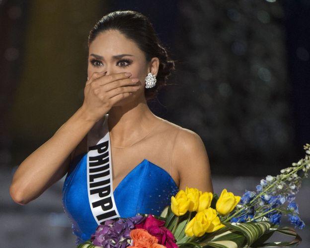Колумбийка была ошибочно объявлена победительницей конкурса «Мисс Вселенная»