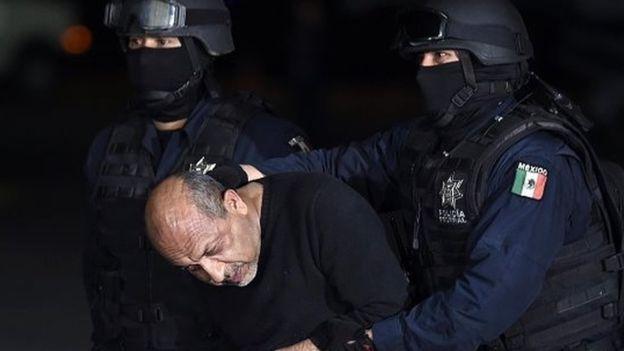 В Мехико убит лидер крупнейшего мексиканского наркокартеля