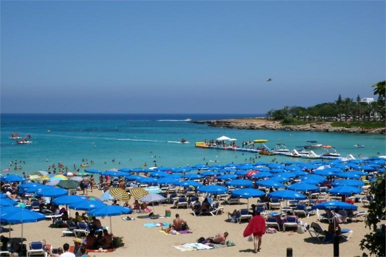 Кипр становится все более популярным европейским курортом