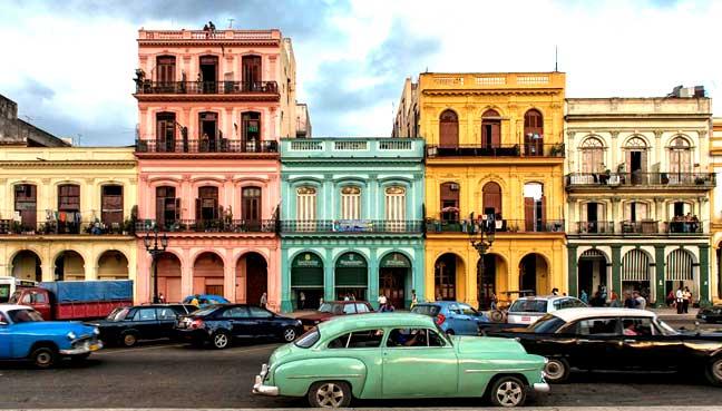 Куба становится наиболее популярным направлением на момент конца 2015 года