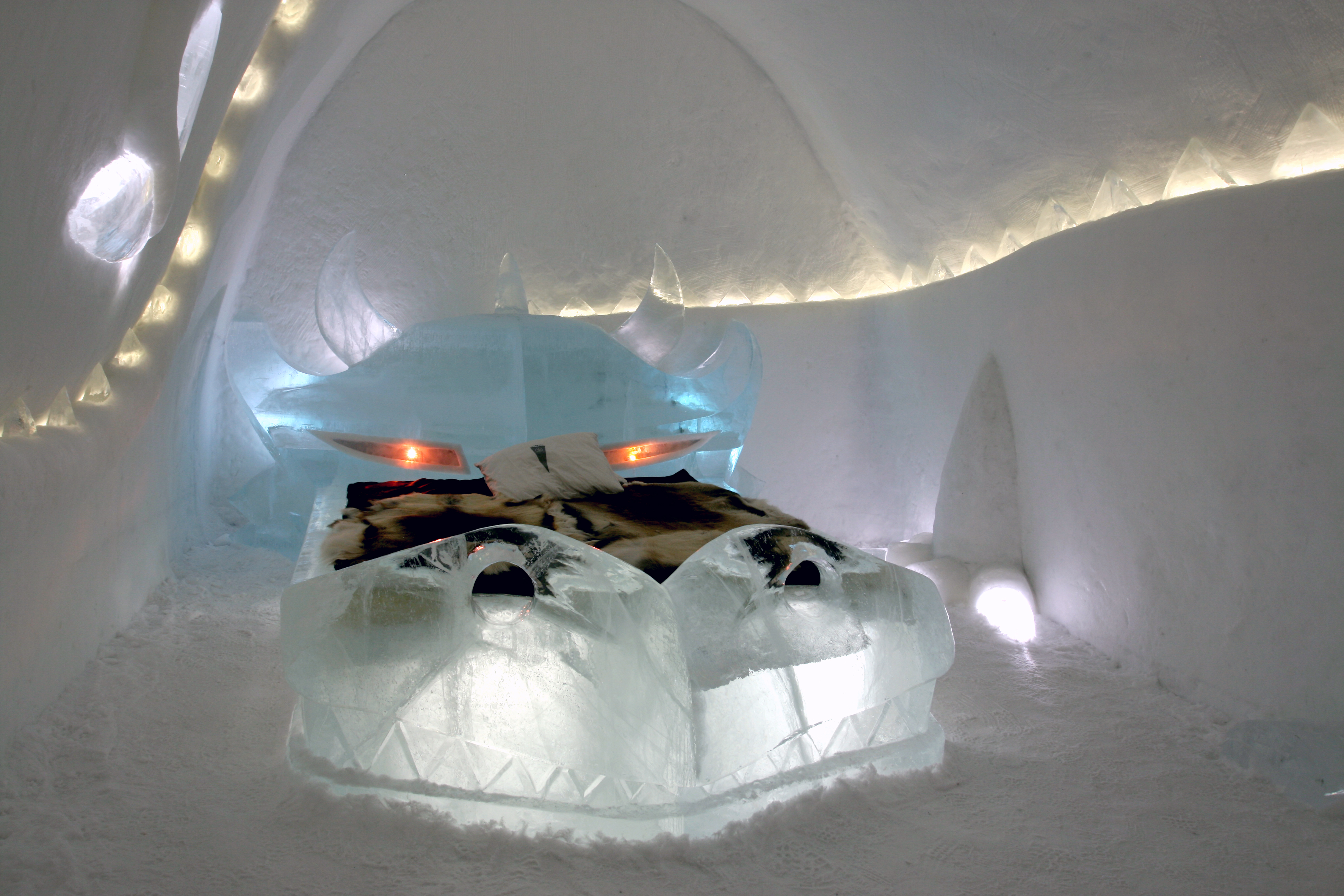ICEHOTEL вновь ждет гостей