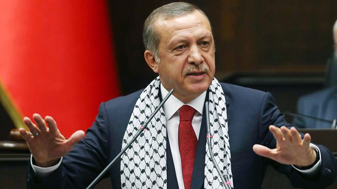 Эрдоган призывает «уничтожать» членов Курдской Рабочей партии