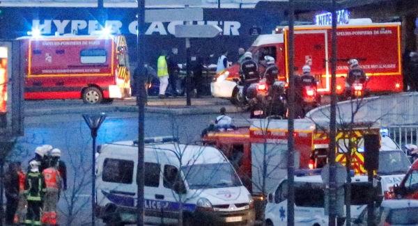 Полиция во Франции арестовала новых фигурантов в деле парижских терактов