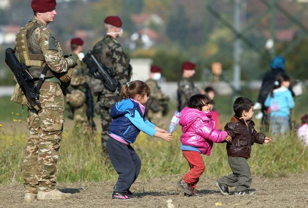Комиссия ЕС одобрила план по урегулированию контроля за мигрантами