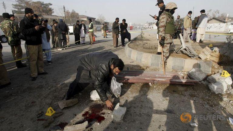В пакистанском Парачинар в ходе взрывов погибло десять человек