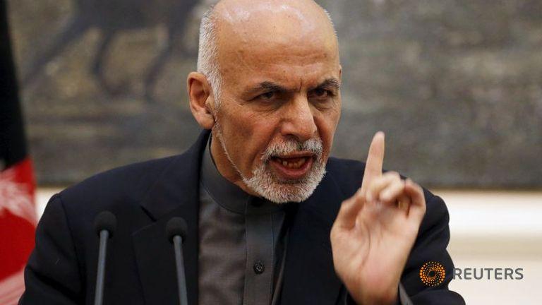 Президент Афганистана предложил политику мирного урегулирования с вопросом Талибана