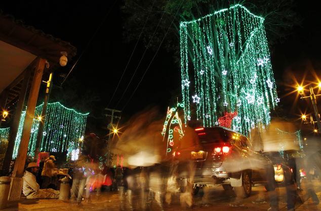 В Эль Нино прошла сильнейшая засуха, повлиявшая на рождественский дух