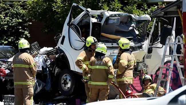 В Футскрей произошла крупная авария