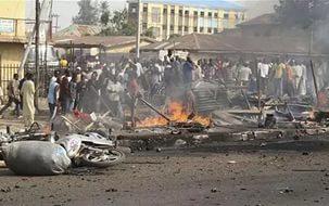 Боевики Боко Харам сожгли деревню в Нигерии