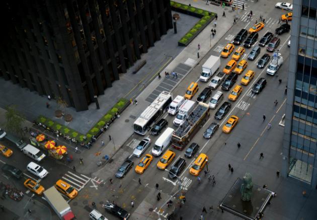 В Нью-Йорке проходит проект «The NYC Clean Fleet»