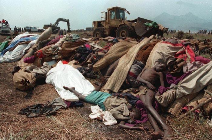 Арестован один из организаторов геноцида в Руанде