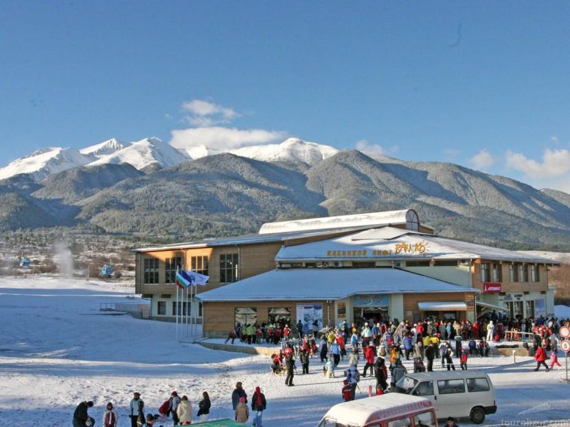 Европейские горнолыжные курорты страдают из-за недостатка снега