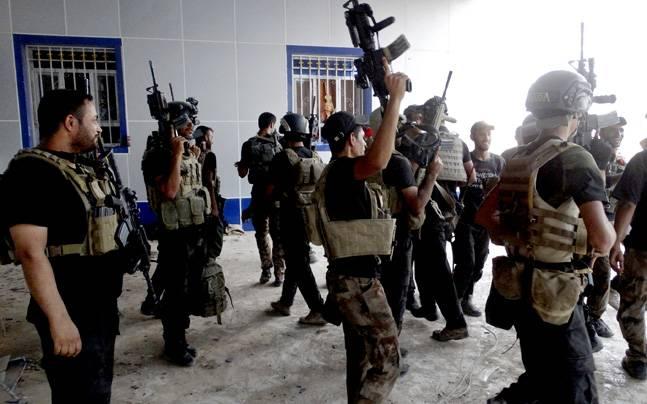 Иракская армия отбила город Рамади из рук ИГ