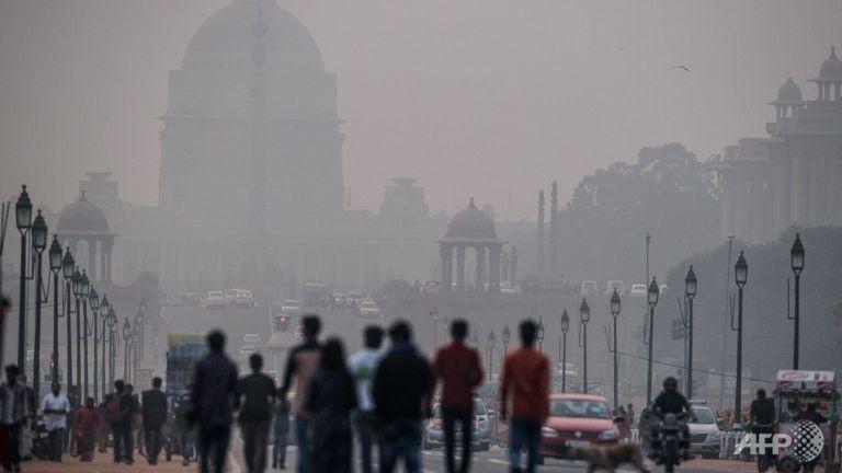 Нью-Дели активно борется с загрязнениями