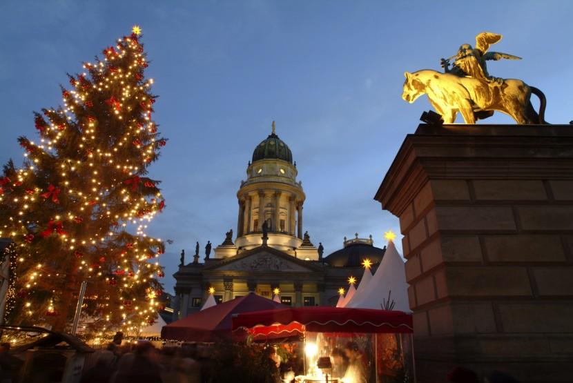Как отметить Новый Год в Берлине?