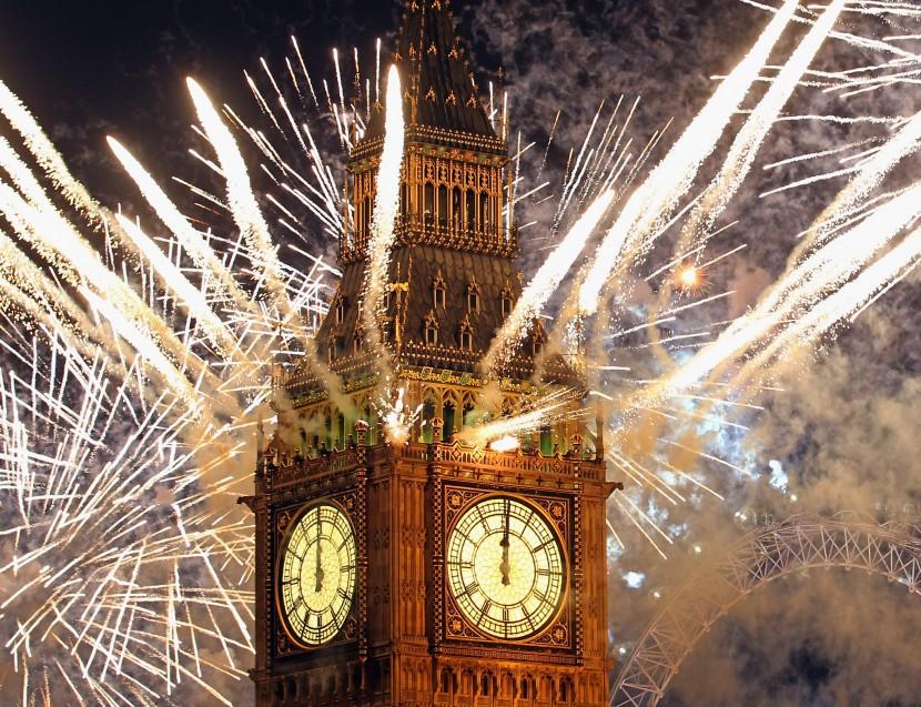 Опубликован праздничный маршрут Лондона