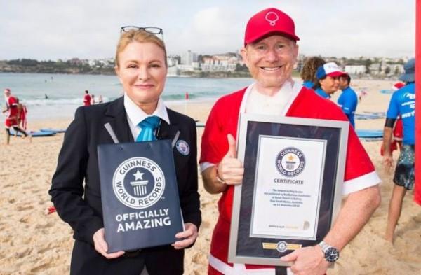 Австралийцы побили очередной рекорд