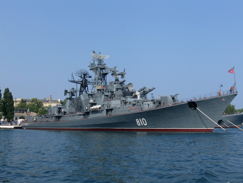 Российские моряки напугали турецких рыболовов