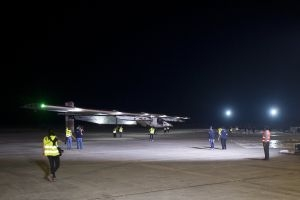 Самолет Solar Impulse 2 скоро снова взлетит