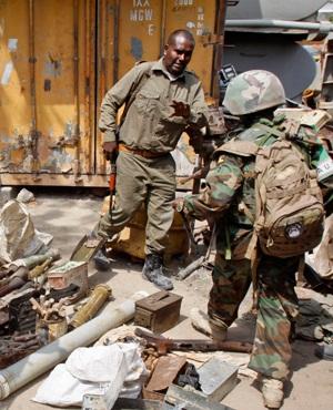 В Сомали продолжаются столкновения между племенами