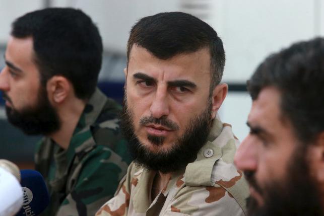 Эвакуация боевиков ИГ в Дамаске приостановлена