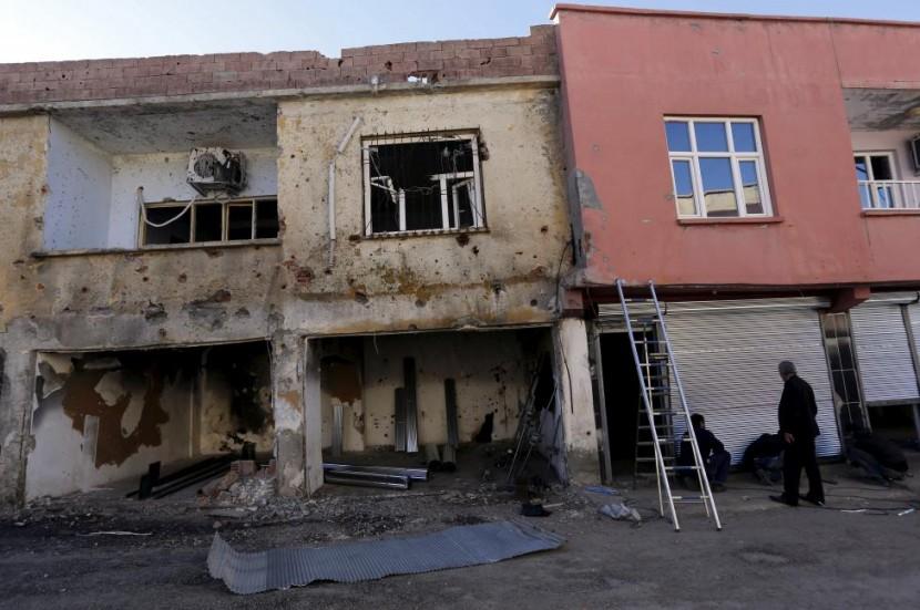 Турецкая военная кампания на юго-востоке страны унесла жизни 110 курдов