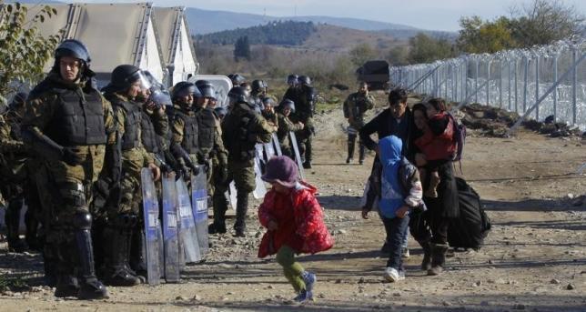 Статистика Европы по процессам мигрантов: к концу года ожидается цифра в 1 миллион беженцев