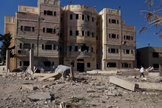 Сирийская армия восстанавливает контроль в южной Сирии