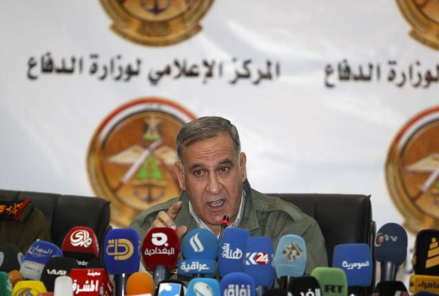 Авиаудары в Фаллудже, Ирак, были совершены по ошибке
