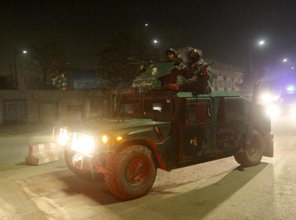 В Кабуле совершено нападение на гостевой дом вблизи испанского посольства