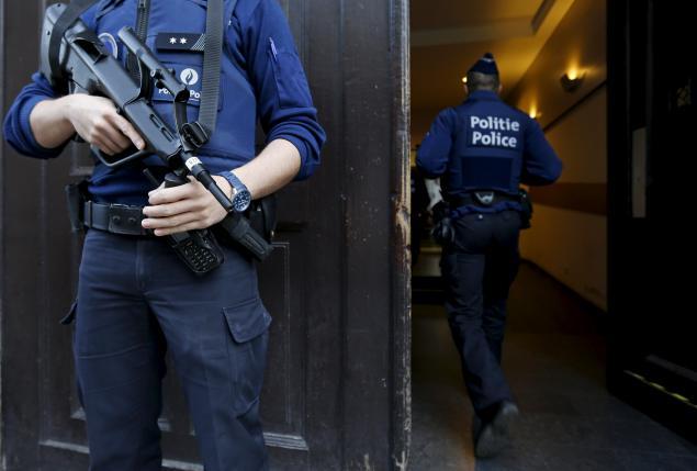 В Бельгии арестовано двое человек по подозрению в планировании терактов