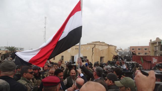 Иракская армия переламывает ход борьбы с ИГ