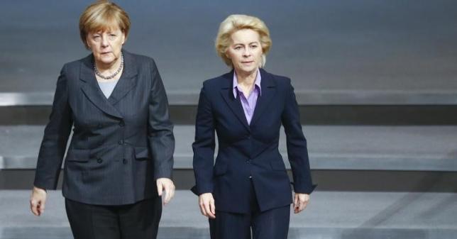 Германия будет оказывать военную помощь в борьбе против ИГ в Сирии