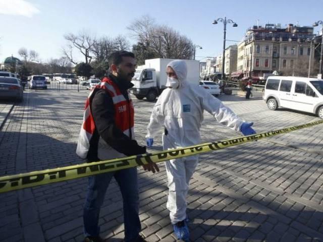 В турецком Дайярбакире в ходе взрыва в школе пострадало пять детей