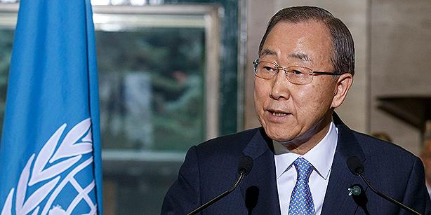 Пан Ги Мун обеспокоен недавними событиями в Иране
