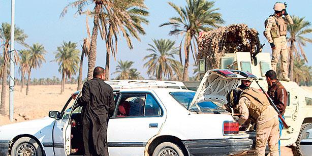 Иракская армия освобождает северо-восток от шиитских радикальных племен