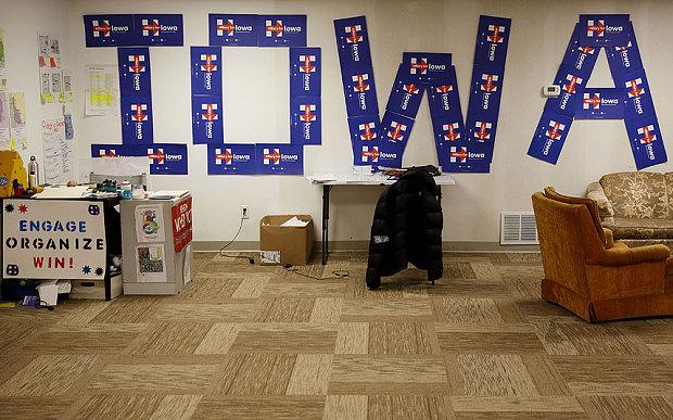Что примечательного на выборах в Айове?